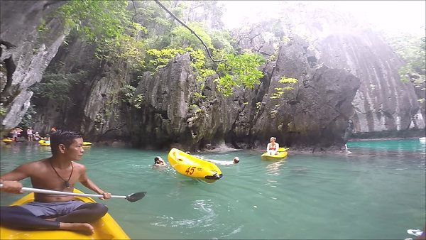El Nido - Small Lagoon