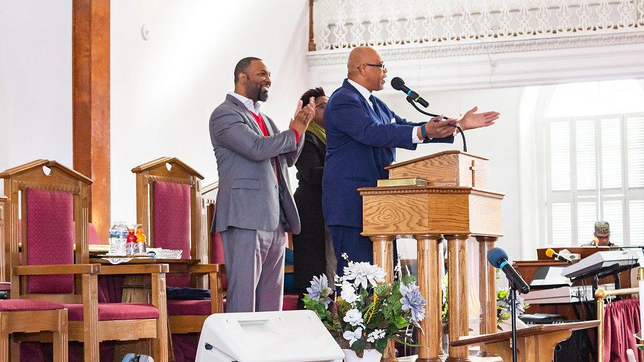 New Light Baptist Church Sunday Service