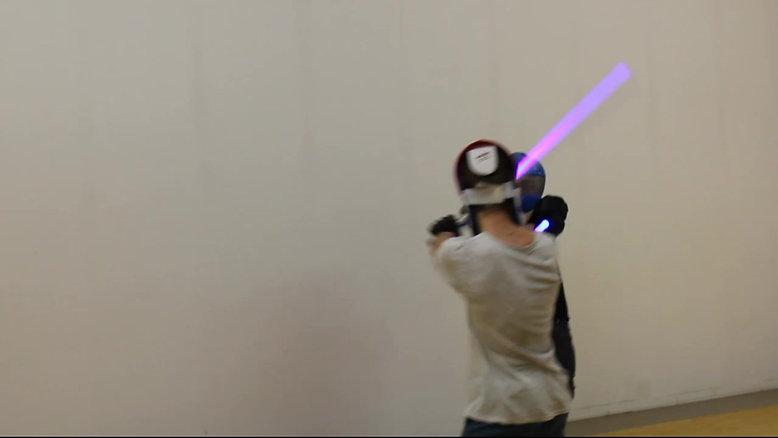 Cours Sabre Laser