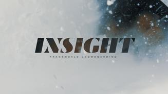 TRANSWORLD SNOWBOARDING | Insight