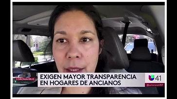 Univision Voces Para Ancianos May 2020