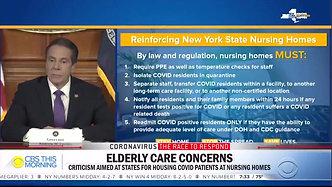 New York health department investigating Long Island nursing home after CBS News report