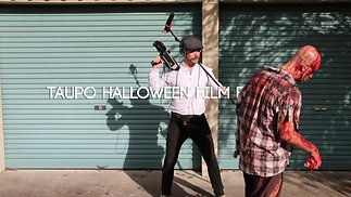 Taupo Halloween Film Festival Trailer