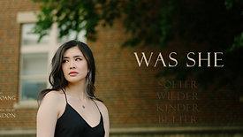 Was She - DC Brandon x Ashley Hoang (poetry, fashion)
