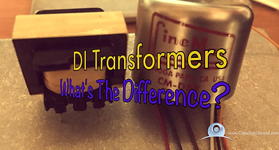 DI Transformer Comparison - Clear Echo