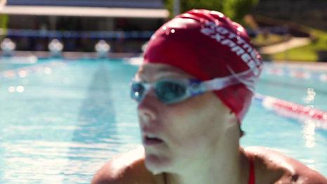 Bec Johnson's Solo Swim to Rottnest Island