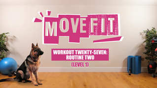 MoveFit Individual Workout 27 | Routine 2 (Level 1)