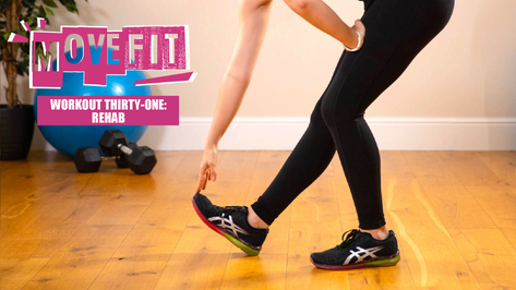 MoveFit Workout 31   Rehab