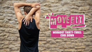 MoveFit Individual Workout 33   Cool Down