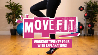 MoveFit Workout 24 | With Explanations