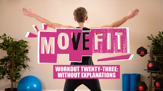 MoveFit Workout 23   Without Explanations