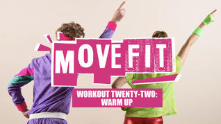 MoveFit Individual Workout 22   Warm Up