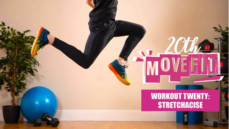 MoveFit Workout 20   Stretchacise