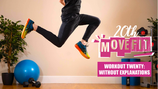 MoveFit Workout 20   Without Explanations