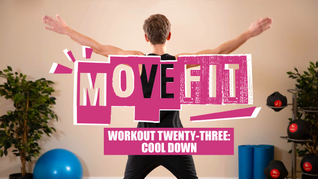 MoveFit Individual Workout 23   Cool Down