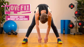 MoveFit Workout 30 | Without Explanations