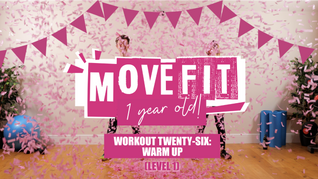 MoveFit Individual Workout 26 | Warm Up (Level 1)