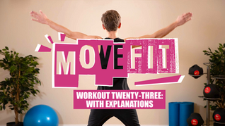 MoveFit Workout 23   With Explanations