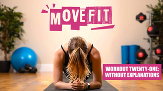 MoveFit Workout 21   Without Explanations
