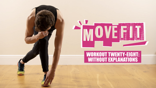 MoveFit Workout 28 | Without Explanations