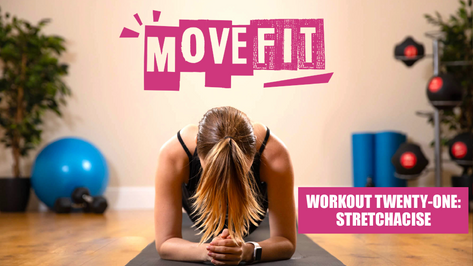 MoveFit Workout 21   Stretchacise