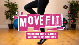 MoveFit Workout 24 | Without Explanations