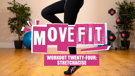 MoveFit Workout 24 | Stretchacise