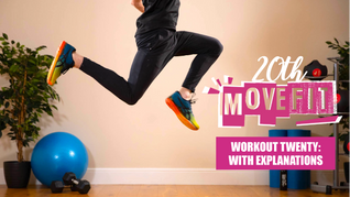 MoveFit Workout 20   With Explanations