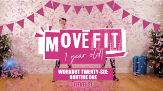 MoveFit Individual Workout 26 | Routine 1 (Level 2)