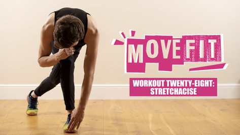 MoveFit Workout 28 | Stretchacise