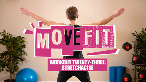 MoveFit Workout 23   Stretchacise