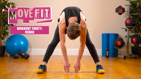 MoveFit Workout 30   Rehab