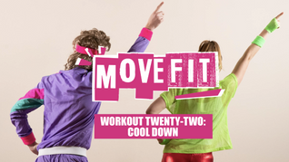 MoveFit Individual Workout 22   Cool Down