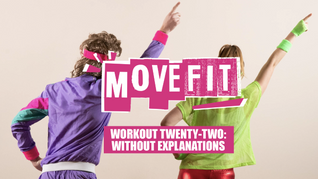 MoveFit Individual Workout 22   Without Explanations