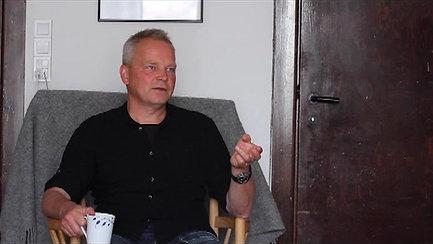 Interview med Erlend: Hovedkarakterer og konflikt