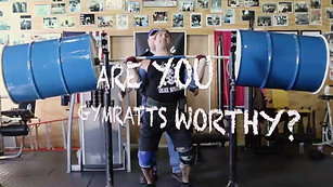 Is your gym Gymratts worthy?