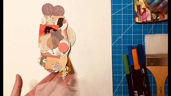 Pretty Mad Collage Kits