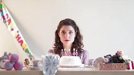 Birthday Cake Trailer