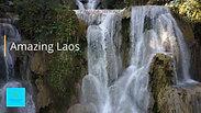 Laos - Kung SI Waterfall Prabang