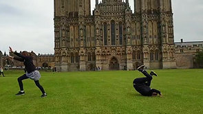 Year 6 Pilgrim Day - Wells Cathedral