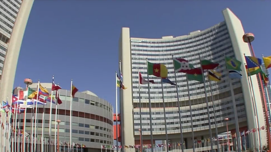 United Nations VISIT THE UN IN VIENNA