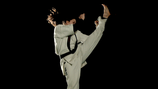 Karate Clip WORLD CHAMPION