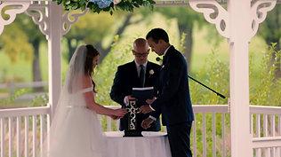 Christy and Paul Wedding