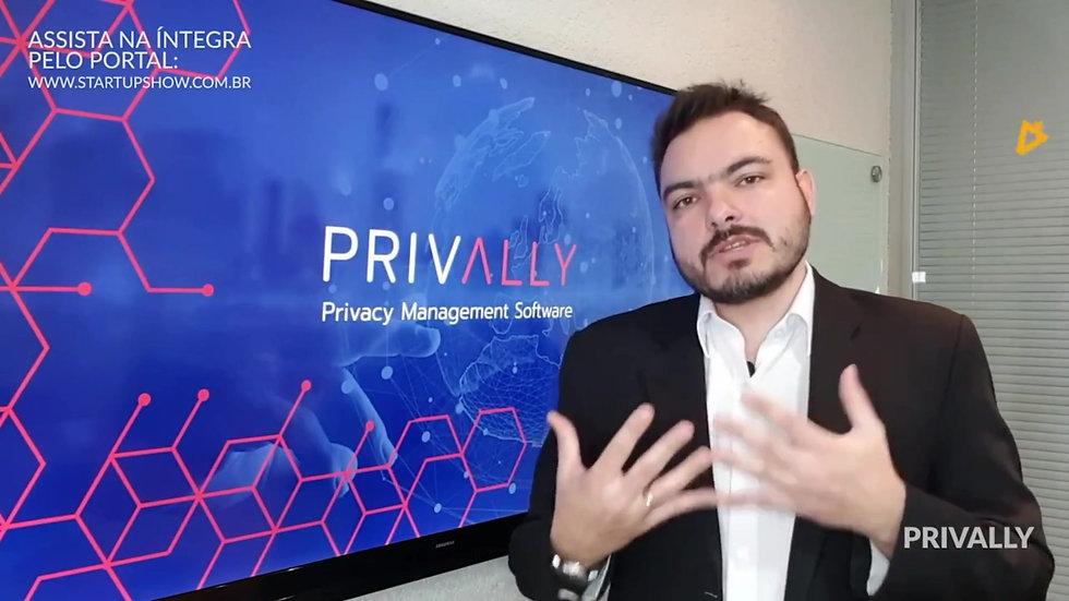 Privally é destaque no StartupShow