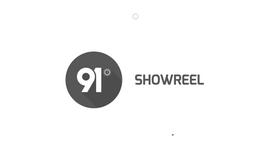 Showreel of 91 Degrees