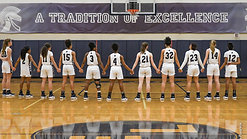 East Lansing Girls Basketball (2019)