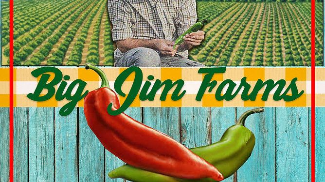 Visit Big Jim Farms at the Growers' Market!