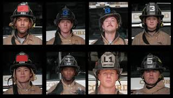 Concord Fire Department Recruitment