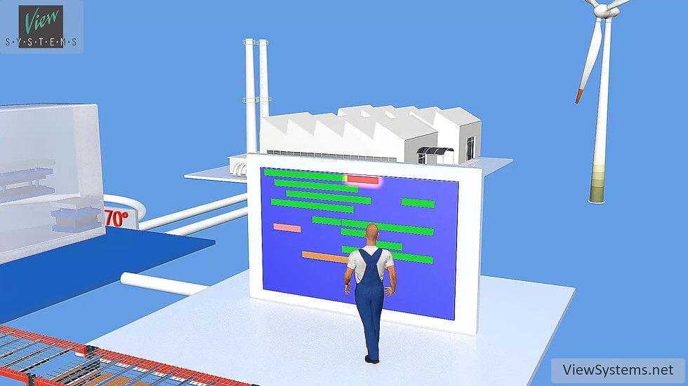 Smart Factory Animation