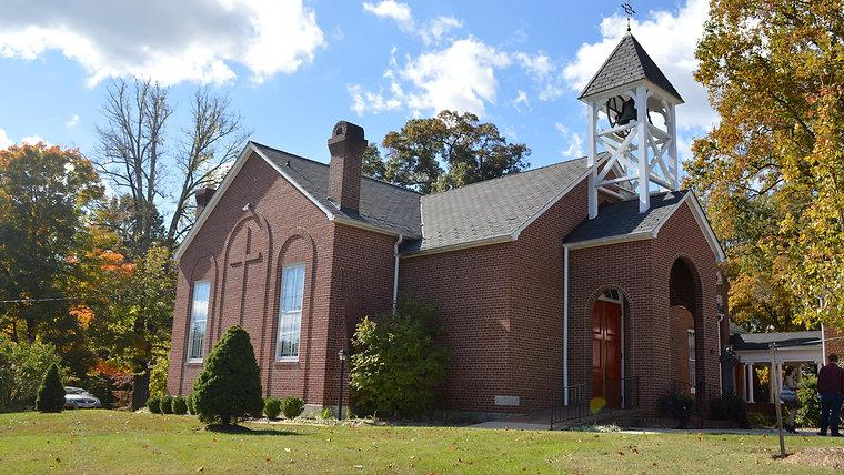 St. Stephen's Episcopal Church, Crownsville MD